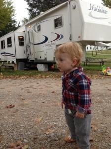 Eli at Singing Hills