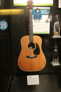 """Garth Brook's Guitar for """"The Dance"""" (Country Music Hall of Fame)"""